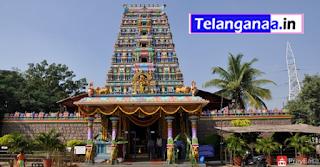 Peddamma Temple Hyderabad Telangana