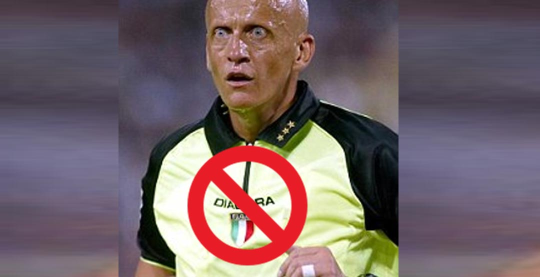 After 26 Years - Legea Replaces Diadora As Serie A Referee Kit ... 50891d575