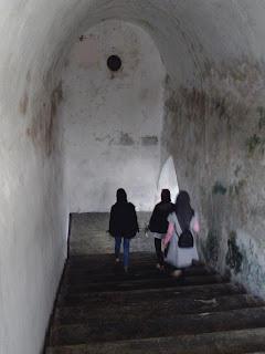 Terowongan depan