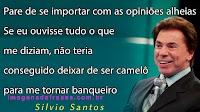 Famosas Frases de Brasileiras e Brasileiros