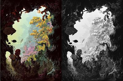 """A Dream of the Reef"" Art Print by Kilian Eng x PangeaSeed"