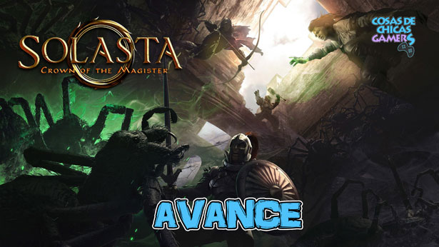 Avance de Solasta Crown of Magister en PC