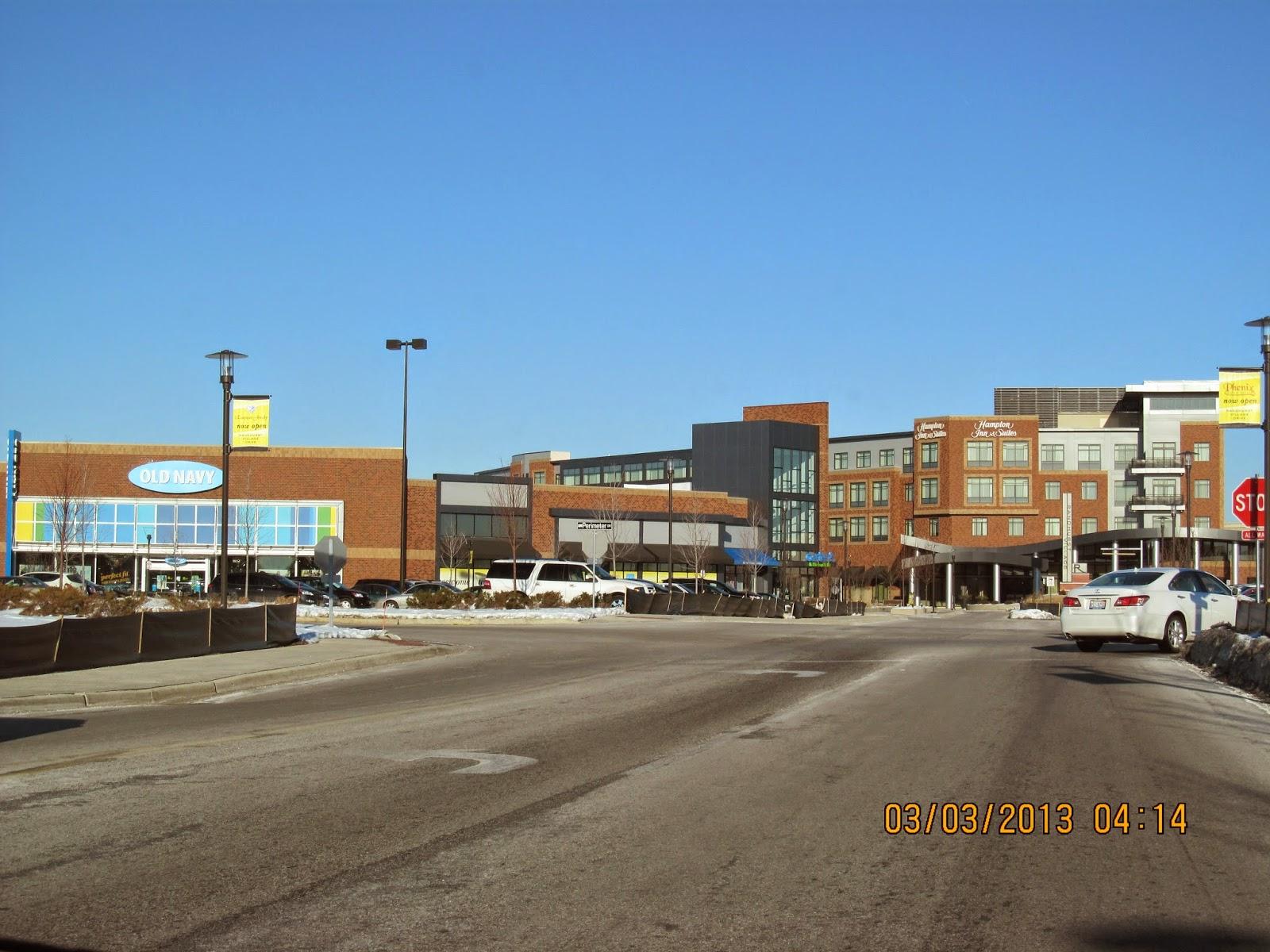 Trip To The Mall Randhurst Village Mount Prospect Il
