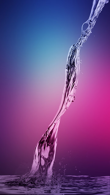 Drop Wallpaper Galaxy A9 Pro