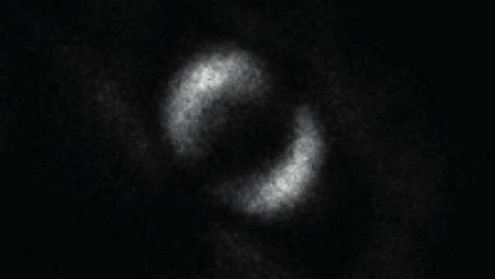 Фотография квантовой запутанности