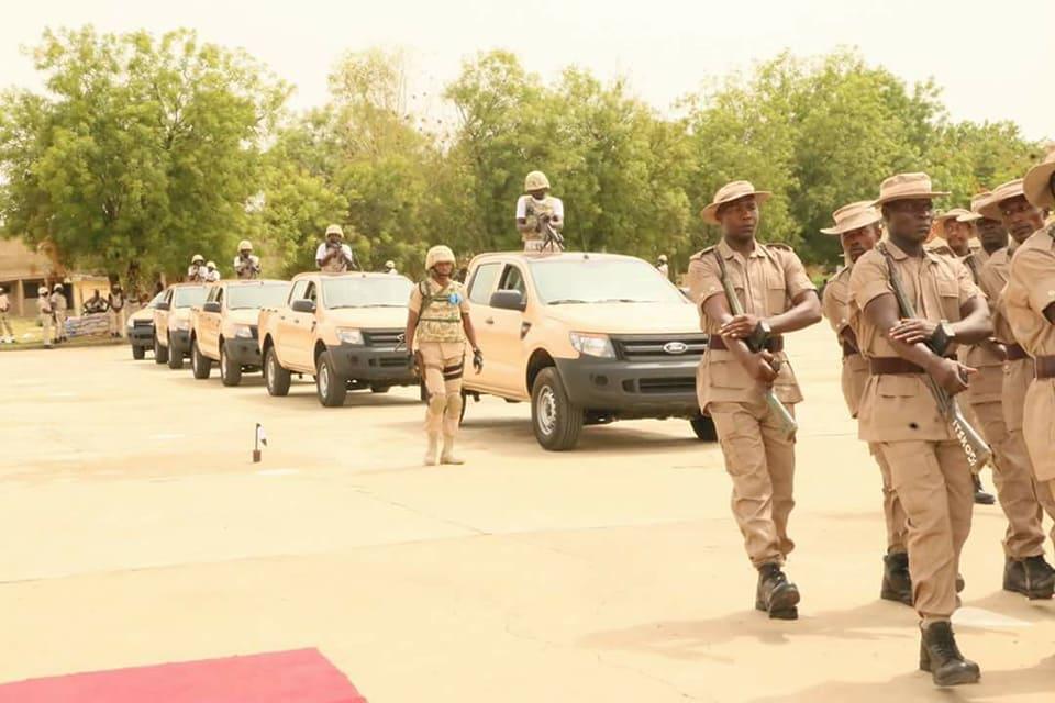 FG Inaugurates Immigration Border Patrol Base in Katsina