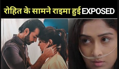 Rayma turns eclipse on Rohit and Sonakshi's happy love life in Kahan Hum Kahan Tum