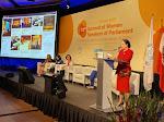 Puan Maharani Didaulat Jadi Panelis dalam Pertemuan Ketua Parlemen Perempuan Dunia