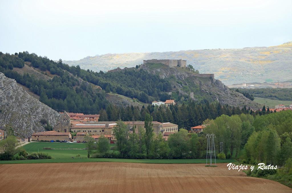 Castillo de Aguilar de Campoo