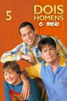 Dois Homens e Meio 5ª Temporada Torrent – BluRay 720p Dual Áudio