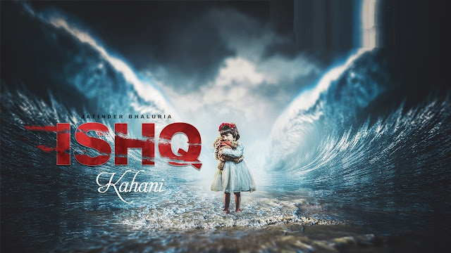 Ishq kahani Lyrics By Jatinder Bhaluria ft Desi Crew
