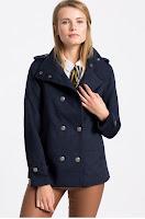 Vero Moda - Palton confectionat din material cu lana • Vero Moda