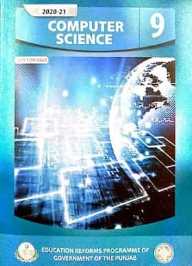 9th class Computer scienc book 2020 new course