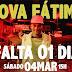 Falta 1 dia para o Casa Velha Fest, em Nova Fátima