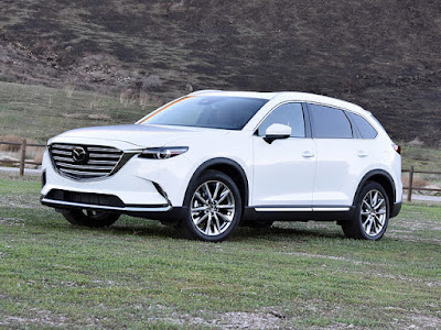 2019 Mazda CX-9 Review, Specs, Price