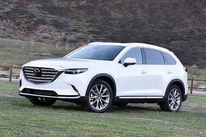 2019 Mazda CX-9 Review, Specs, Price