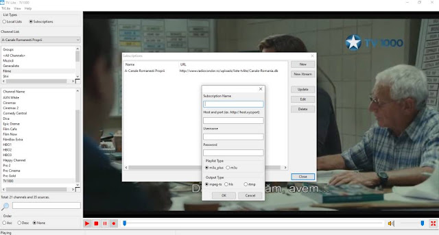 Tv-Lite-Program de vazut tv online pe laptop