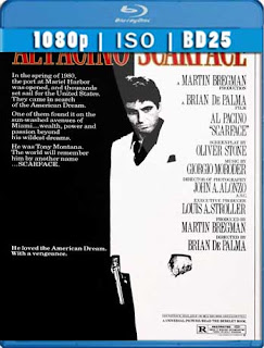 Caracortada (Scarface) (1983) BD25 [1080p] Latino [GoogleDrive] SilvestreHD