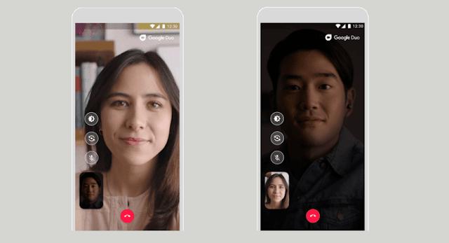 جوجل تُحدّث تطبيقها Duo وتُضيف خيار الإضاءة المنخفضة وحذف سجل المكالمات وأكثر