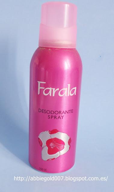 desodorizante