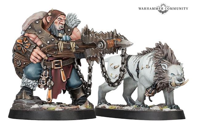 Hrothgorn y Sable de Hielo Thrafnir