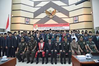 Wabup Muqit Berharap Anggota Dewan Jalin Sinergi dengan Pemkab