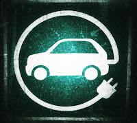 Señol de coche eléctrico