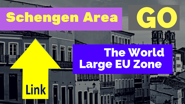 Schengen Area,The World Large EU Zone