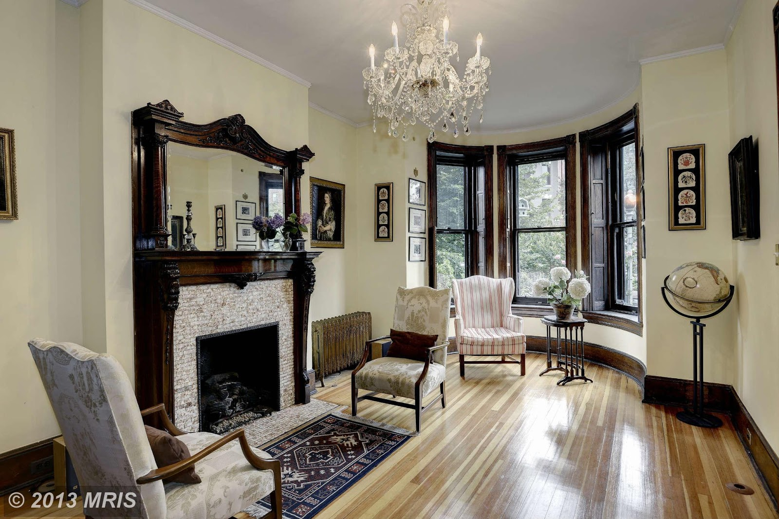 Old world gothic and victorian interior design old - Interior design ideas for row houses ...