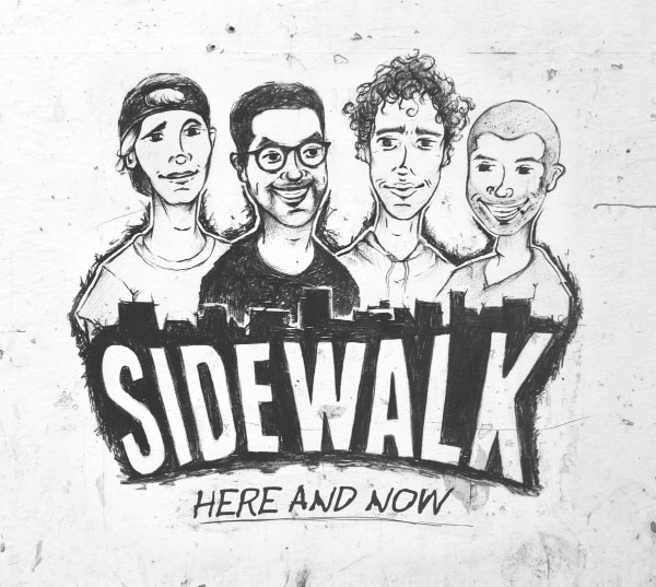 """Sidewalk stream new EP """"Here And Now"""""""
