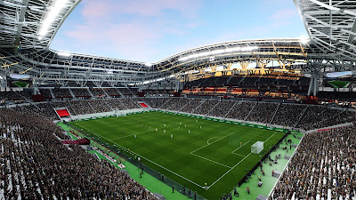 PES 2020 Stadium Ak Bars Arena