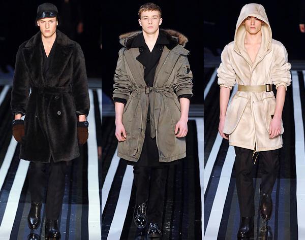 Louis Vuitton by Marc Jacobs FW 2006 Menswear