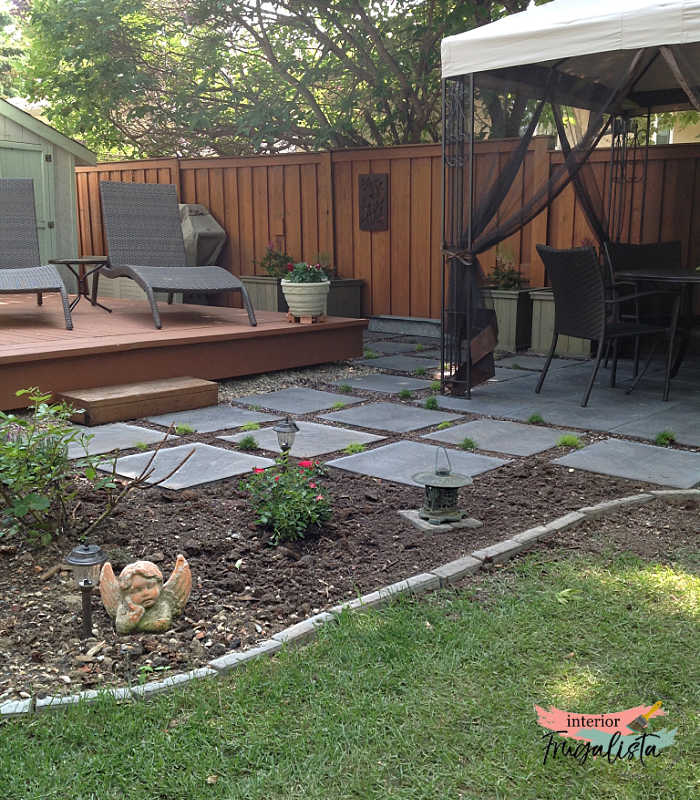 How to create an outdoor space that is budget-friendly with these five DIY ideas for turning your backyard into a beautiful and relaxing outdoor oasis.