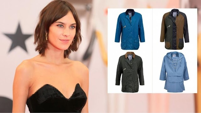 Is Alexa Chung's new Barbour Collection championing sustainability?