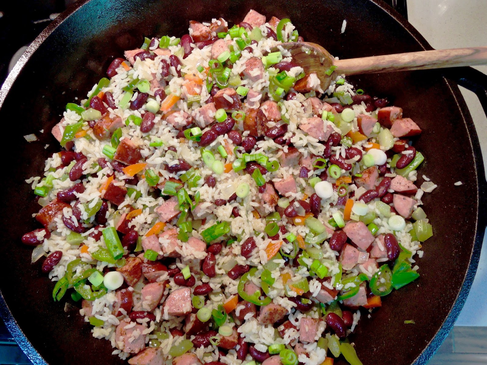 The briny lemon easy red beans and rice with andouille sausage a soulful blend of french canadian african and native american gives this cuisine a rich eclectic flair that turns basic ingredients into warm forumfinder Images