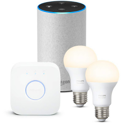 Amazon Echo + Philips Hue White Kit