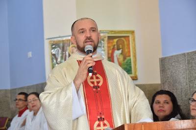 Limoeiro | Agendada posse do novo pároco da Paróquia da Apresentação