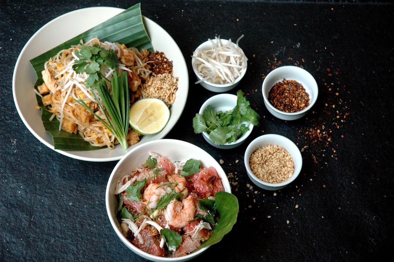Thai Restaurant In Harris Teeter Winston Salem