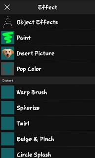 PicSay Pro v1.8.0.1 - Ringan untuk editing foto