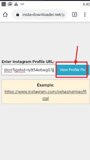 Cara Mudah Melihat dan Menyimpan Foto Profil Instgram Tanpa Aplikasi