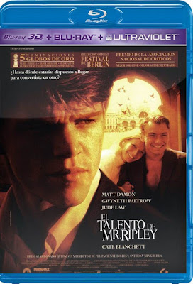 The Talented Mr. Ripley 1999 BDRip HD 1080p Dual Latino