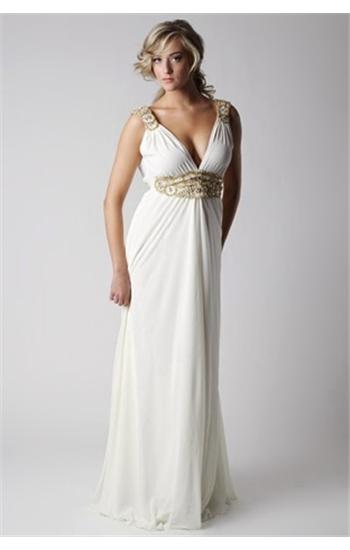 Goddess Grecian Prom Dresses 2015  wedding ideas