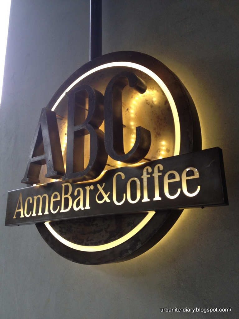 Food For Thought 190 - Acme Bar & Coffee • Sassy Urbanite's