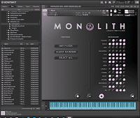 Monolith v1.0 KONTAKT Library
