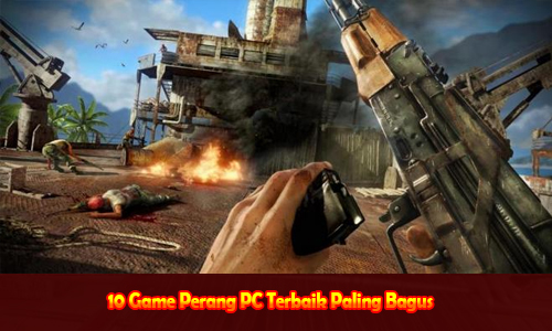 10 Game Perang PC Terbaik Paling Bagus