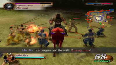 Download Game Dynasty Warriors 3 ISO PS2 (PC)
