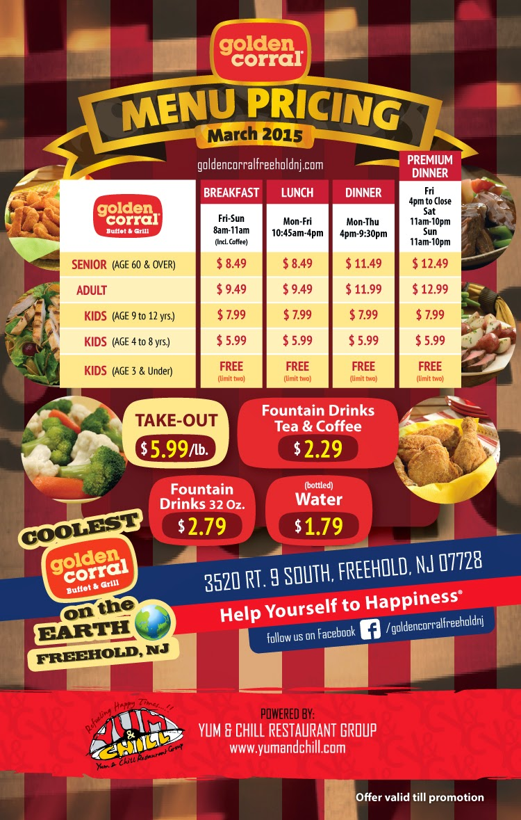 photograph about Coupon for Golden Corral Buffet Printable named Goldencorral discount coupons - Nutrish puppy foods coupon