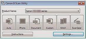 How Scan Document At Printer Canon Pixma Mp230 En Rellenado