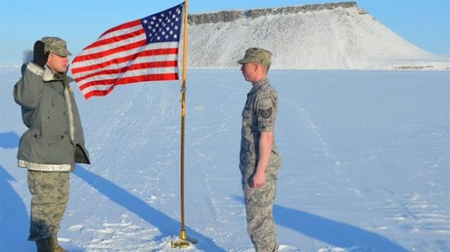 Denmark blasts United States'  'insult' of military buildup in Greenland