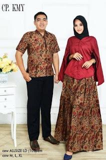 Koleksi Rok Panjang Batik Coupe  2019